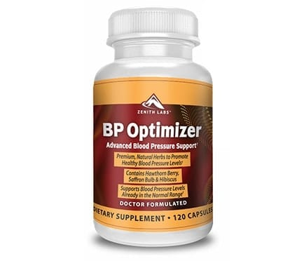 BP Optimizer- Advanced Blood Presseure Support Does It Work